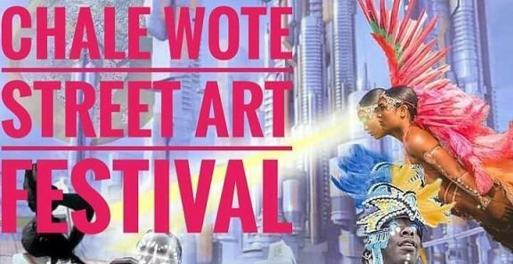 10th Chale Wote Street Art Festival (till Aug.23)